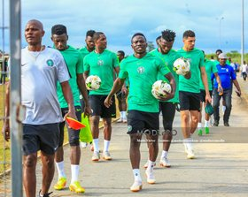 Rohr Reveals NPFL Stars Will Compete With Foreign-Based Pros For 2019 AFCON Spots