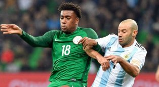 Super Eagles Report Cards: Young Stars Iwobi, Iheanacho Rise To The Occasion, Aina & Omeruo Good Shift