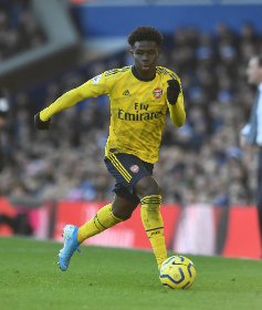 'Saka Is Our Best And Most Talented Player' - Fans Hail Arsenal Superkid After FA Cup Display