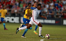 Top Three Nigeria-Eligible Starlets USA Intend To Feature In 2019 World Cups