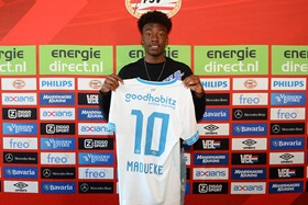 Official : PSV Eindhoven Unveil New Nigerian Left-Footed Midfielder From Tottenham Hotspur