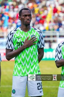 Super Eagles World Cup Striker Simy Turns Down Proposal Of N1.1B Yearly Wages From UAE