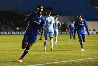 FAYC Final : Ugbo On Target, Uwakwe, Dele-Bashiru Feature As Chelsea Are Held By Man City