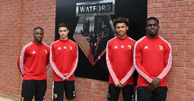 Done Deals : Watford Confirm Signing Of Hungbo, Balogun