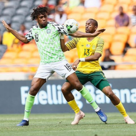 Iwobi Names His Best Nigeria Right Back & Right Winger; Excludes Chelsea Legend Cech In Best XI