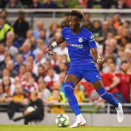 Chelsea Loanee Abraham Misses England Training Ahead Of Clash Against The Eagles