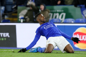 'You Can Call Me Mr VAR' - Leicester's Iheanacho Reacts To Injury Time Winner Vs Everton