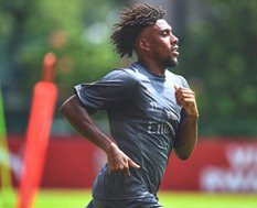 Fourteen Games Unbeaten: Iwobi Reveals Why Things Are Going So Well For Arsenal At The Moment