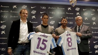 Ikechukwu Uche Vows To Score Goals For Malaga