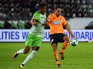German-Born Nigerian Defender Felix Uduokhai Scores First Goal For Wolfsburg
