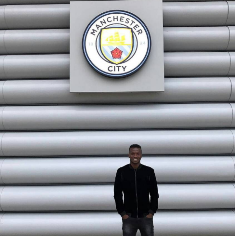 (Photo Confirmation) Sensation : Nigeria Striker Kayode In Talks With Manchester City