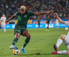 Battle Against PSG, Real Madrid Defenders : Why Brazil Friendly Will Enhance Osimhen's Growth