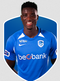 KRC Genk's Onuachu Ends 2019 With 16 Goals In All Competitions After Strike Vs Eupen
