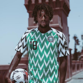Super Eagles Playmaker Iwobi Breaks Silence For The First Time After Defeat To Algeria