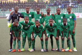 Niger Attempt To Frustrate Eaglets :  Stadium Officials Vanish, Team Train Under Poor Conditions