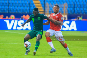 Etebo Withdraws From Nigeria Squad Ahead Of Friendly Vs Brazil; 21 Players Train in Singapore