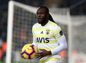 Chelsea Loanee Victor Moses Hints At Fenerbahce Stay As He Feels He's Part Of Club's Plans