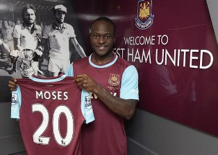 Chelsea Loanee Victor Moses Tipped For Premier League Stardom