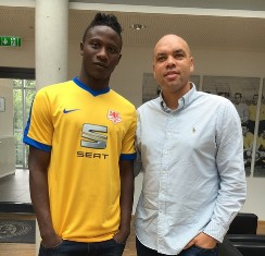 Ex-Flying Eagles Star Abdullahi Gets Off The Mark For Eintracht Braunschweig