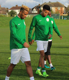 Tyronne Ebuehi: Nigeria Have Big Players Mikel, Moses & Iwobi, Rohr Contacted Me Before Zambia Game