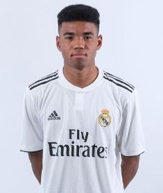 Nigerian Midfielder Eligible To Represent Real Madrid In Champions League