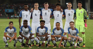 U17 World Cup : Akinola Goes 90 As United States Lose To Colombia