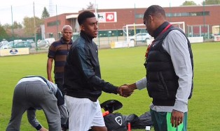 Super Eagles Training Session Open For Media And Fans