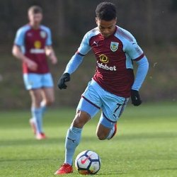 Official : Talented Nigeria-Eligible Winger Offered New Contract By Burnley
