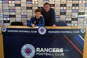 Official : Young Chelsea Striker Joins Scottish Giants Rangers
