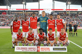 Teenage Nigerian Midfielder Who Models His Game After Aaron Ramsey Scores On Full Debut For Arsenal