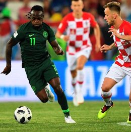 Victor Moses Reacts To Super Eagles 2-0 Loss To Croatia