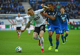 Hoffenheim & Rohr On The Same Page: Akpoguma Outclassed Other Players In Key Stats