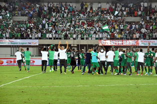 Twenty Players Ready To Train With Super Eagles As Onazi, Agbo, Akpeyi Arrive Uyo