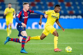 Villarreal coach gives two reasons Chukwueze was not at his best earlier this season