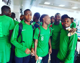 Six Things To Note About Golden Eaglets World Cup Roster