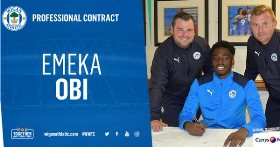 Official: Ex-Liverpool Defender Obi Goes Pro With Wigan Athletic