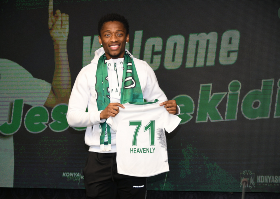 Photo Confirmation : Galatasaray Loan Out Nigerian Winger To Super Lig Rivals Konyaspor