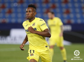 Chukwueze's first La Liga brace inspires Villarreal to big win against Levante