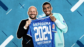 Confirmed : Akpoguma Signs TSG Hoffenheim Contract Extension