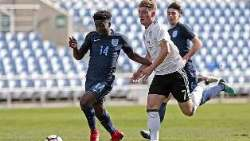 Saka & Amaechi Feature; Anjorin & Okonkwo Benched As England Held By Germany