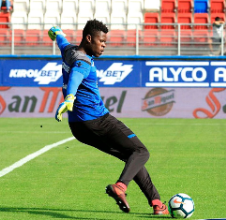 World Cup-Bound GK Uzoho Concedes Three Goals For The First Time In Career