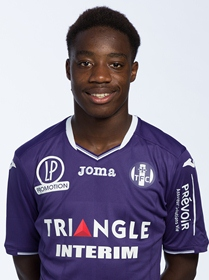 France Youth Team Star Akinjogunla Making Inroads At Toulouse After Promotion