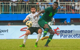 Super Eagles Striker Onuachu To Spend This Weekend In The Stands
