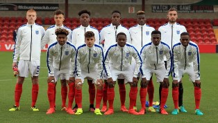 Twenty Three Players Of Nigerian Descent Called Up By England Youth Teams This Season
