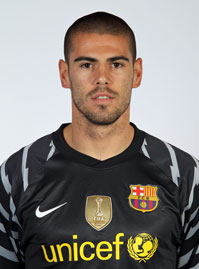 Victor Valdes Ruled Out Of Nigeria Clash