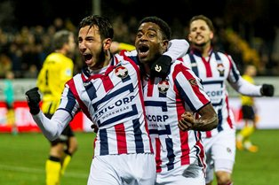 Nigerian Exports: Ogbeche Closing In On Babangida's Nigerian Record In Holland, Umar Strikes