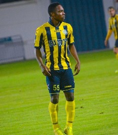 Vendsyssel's Nigerian Striker Scores FIVE Goals In Danish Cup Game
