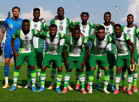 Leicester duo, Everton star, six other Super Eagles players react after goalless draw vs Cameroon
