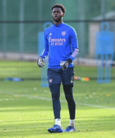 Balogun, Okonkwo involved in Arsenal's final workout in Spain before flying to Newcastle