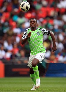 Odion Ighalo Scores As Chinese Super League Resumes After World Cup Break